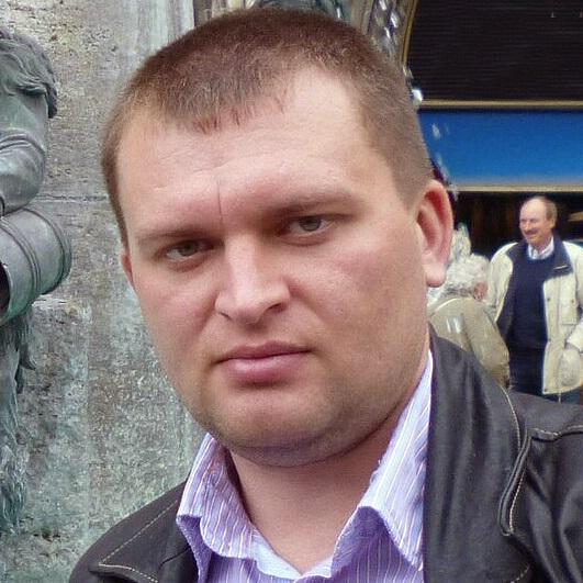 Виталий Клюкин