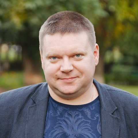 Михаил Рогов