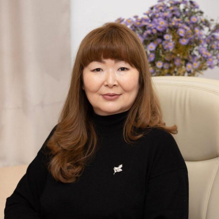 Кан-оол Айланмаа Хомушкуевна