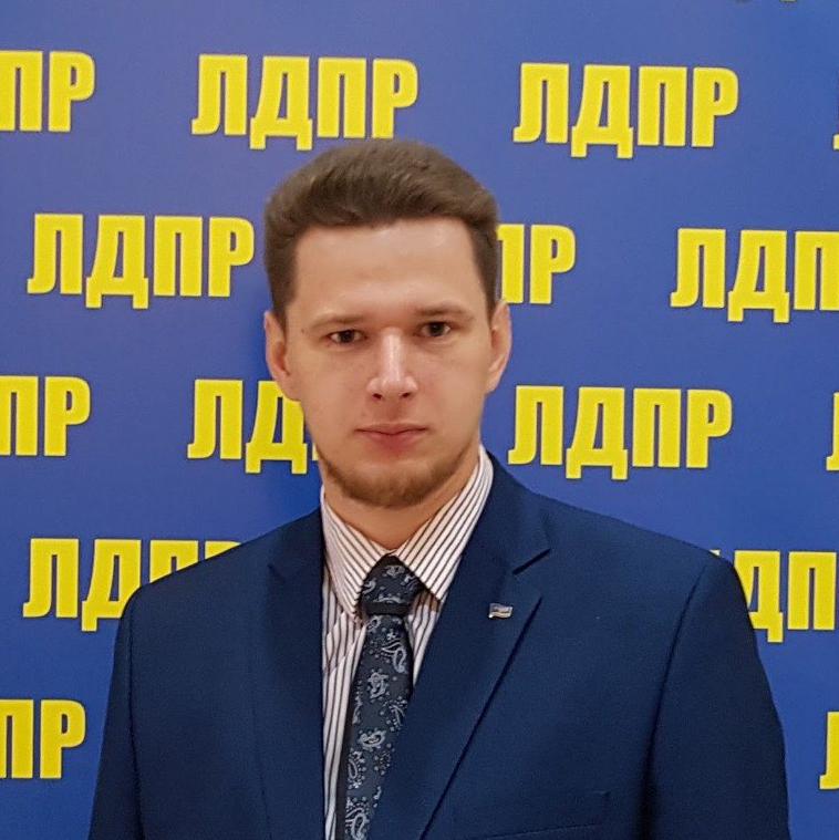 Крюков Алексей Сергеевич