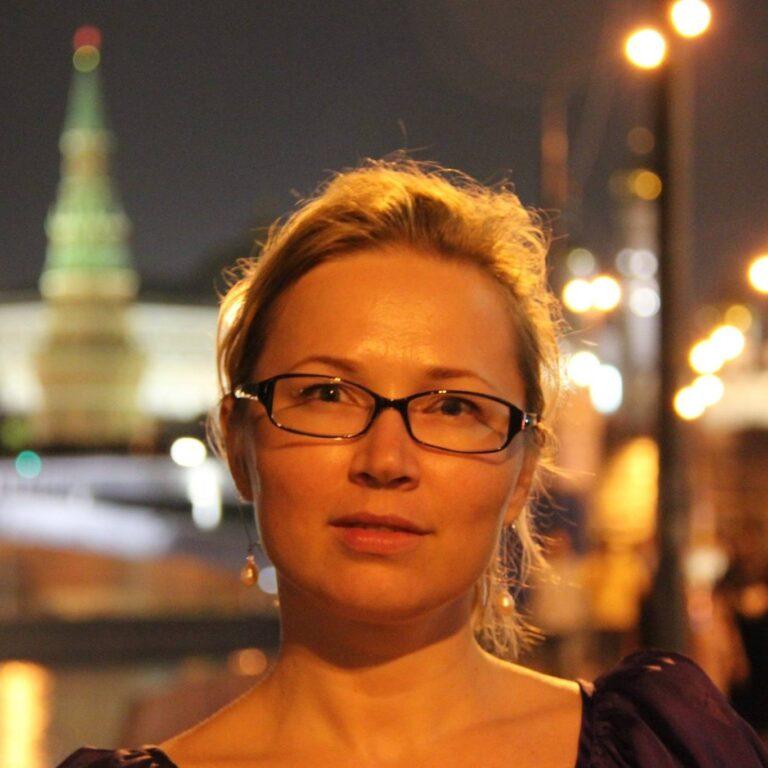 Краморова Лариса Николаевна