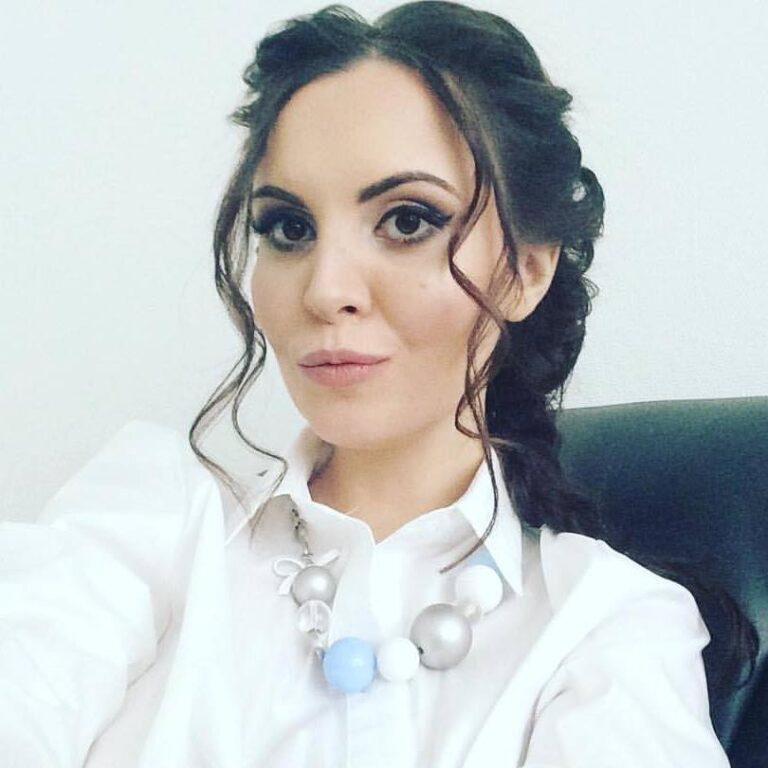 Шлямина Ксения Михайловна