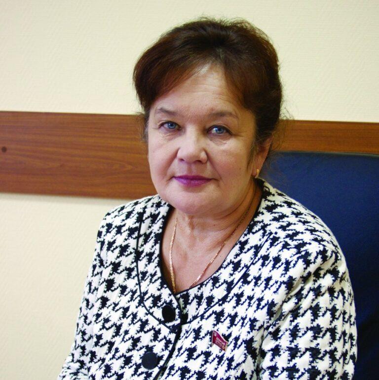 Воробьёва Людмила Фёдоровна
