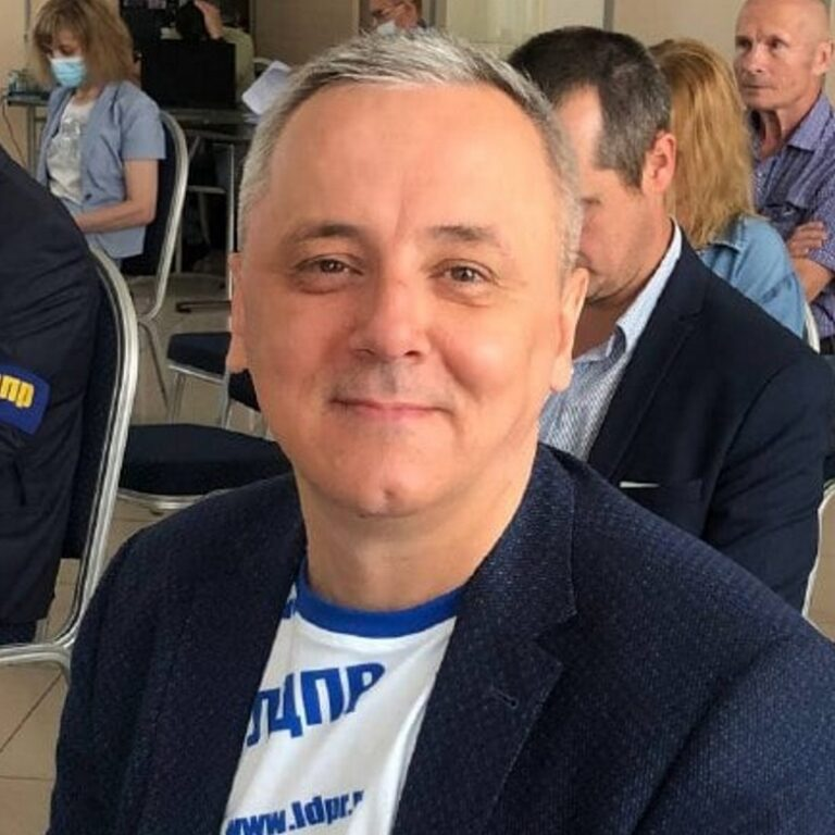 Горлов Олег Юрьевич