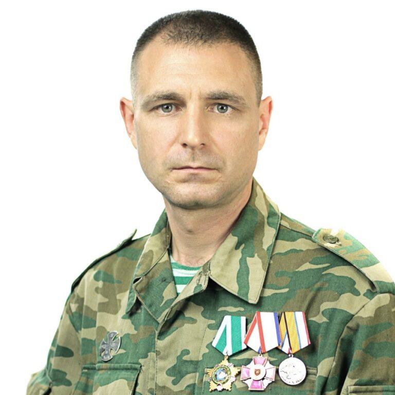 Климчук Олег Алексеевич
