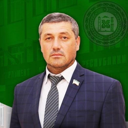 Накаев Халид Магомедович