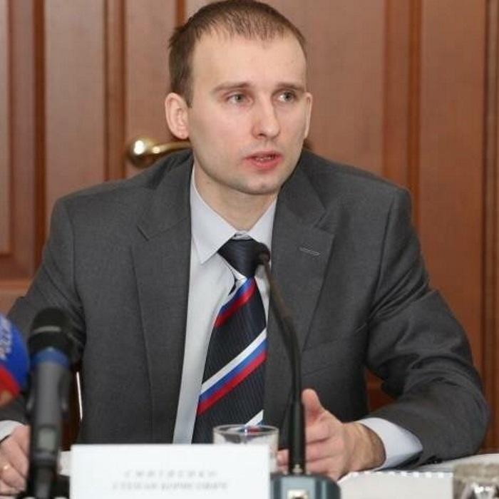 Смитиенко Степан Борисович
