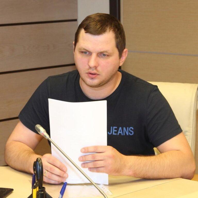 Зенов Дмитрий Викторович