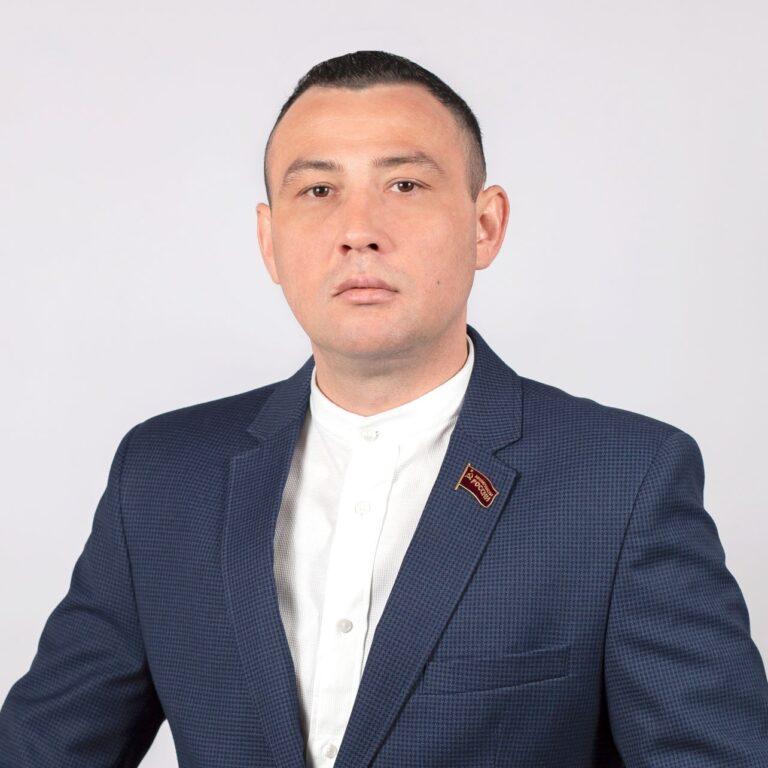 Чувашов Максим Сергеевич