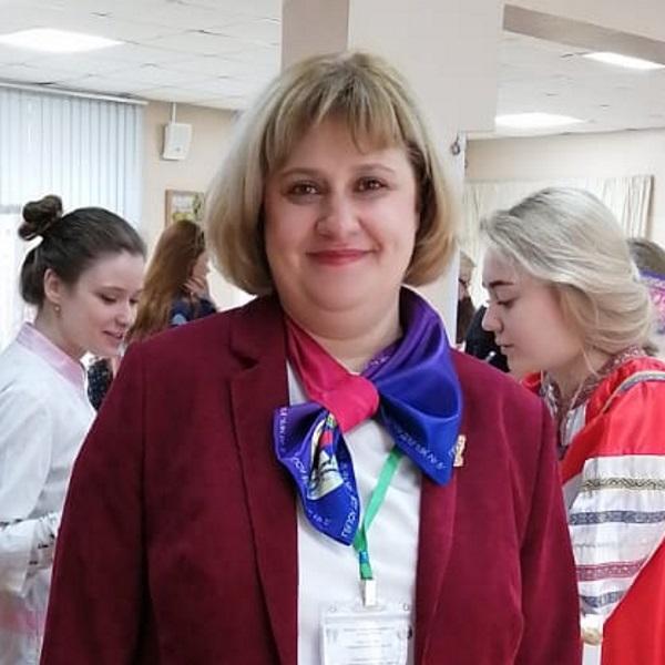 Фричинская Ольга Евгеньевна